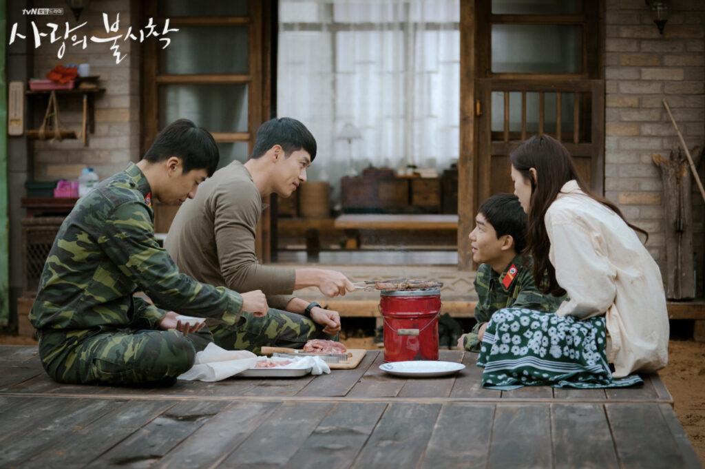 韓国ドラマランキング 愛の不時着