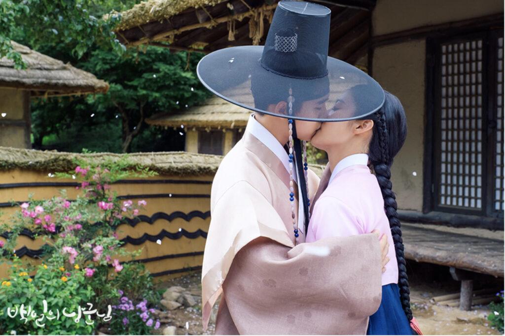 韓国ドラマランキング100日の郎君様